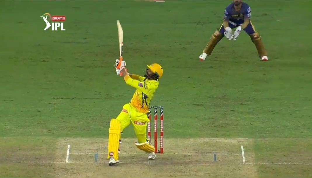 Jadeja's stormy innings and Harshal Patel looted 37 runs in one over
